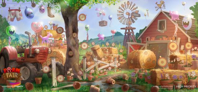 High Priority - 2017 - Farm Fair - Concept Yard