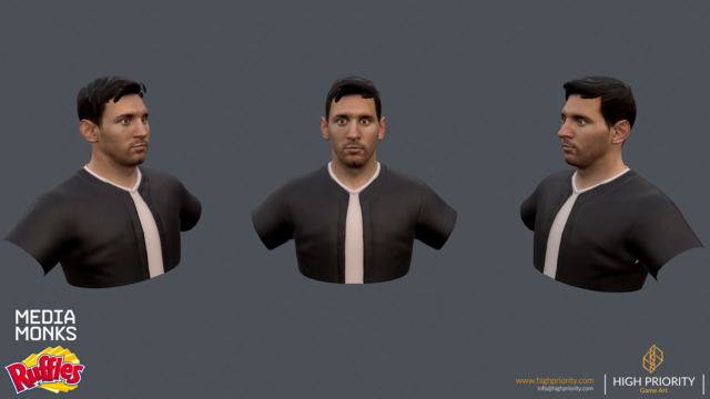 High Priority - Game Art - Ruffles World Cup Masks 01