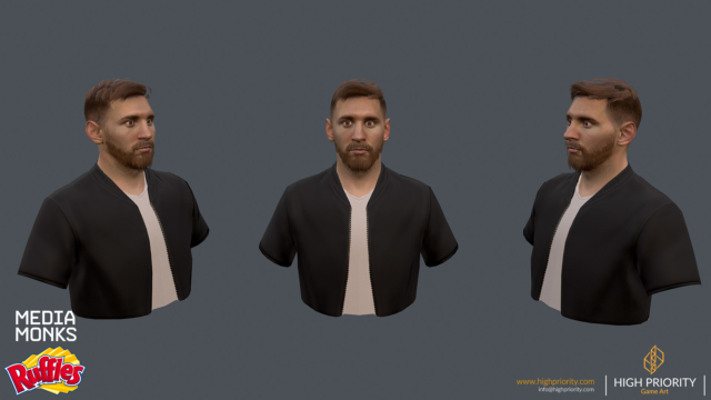 High Priority - Game Art - Ruffles World Cup Masks 02