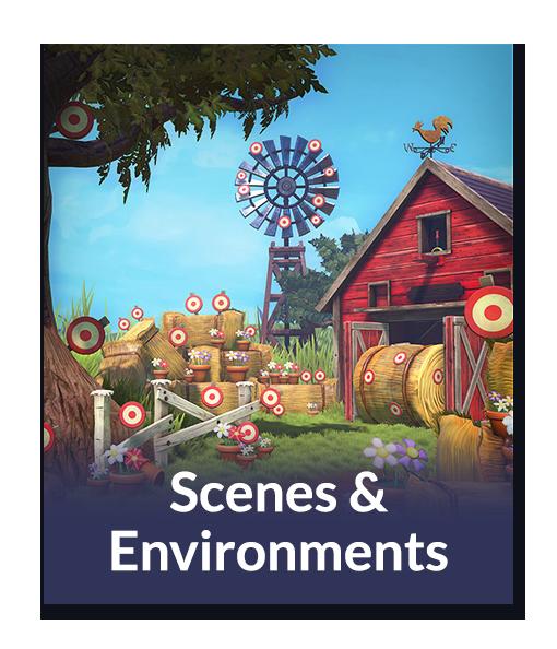 Services - Environment Art