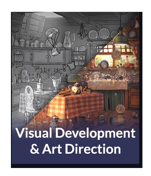 Services - LookDev
