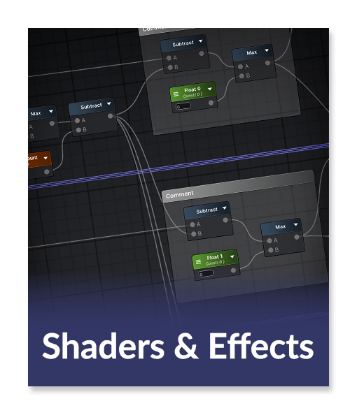 Services - Shaders & Effects