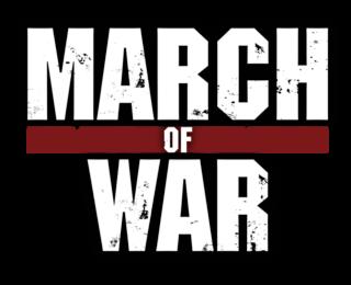 March of War - Logo 02