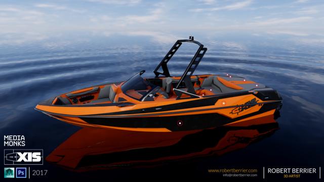Robert Berrier - 2017 - AXIS Boats 02