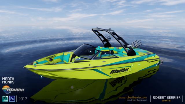 Robert Berrier - 2017 - Malibu Boats - 01