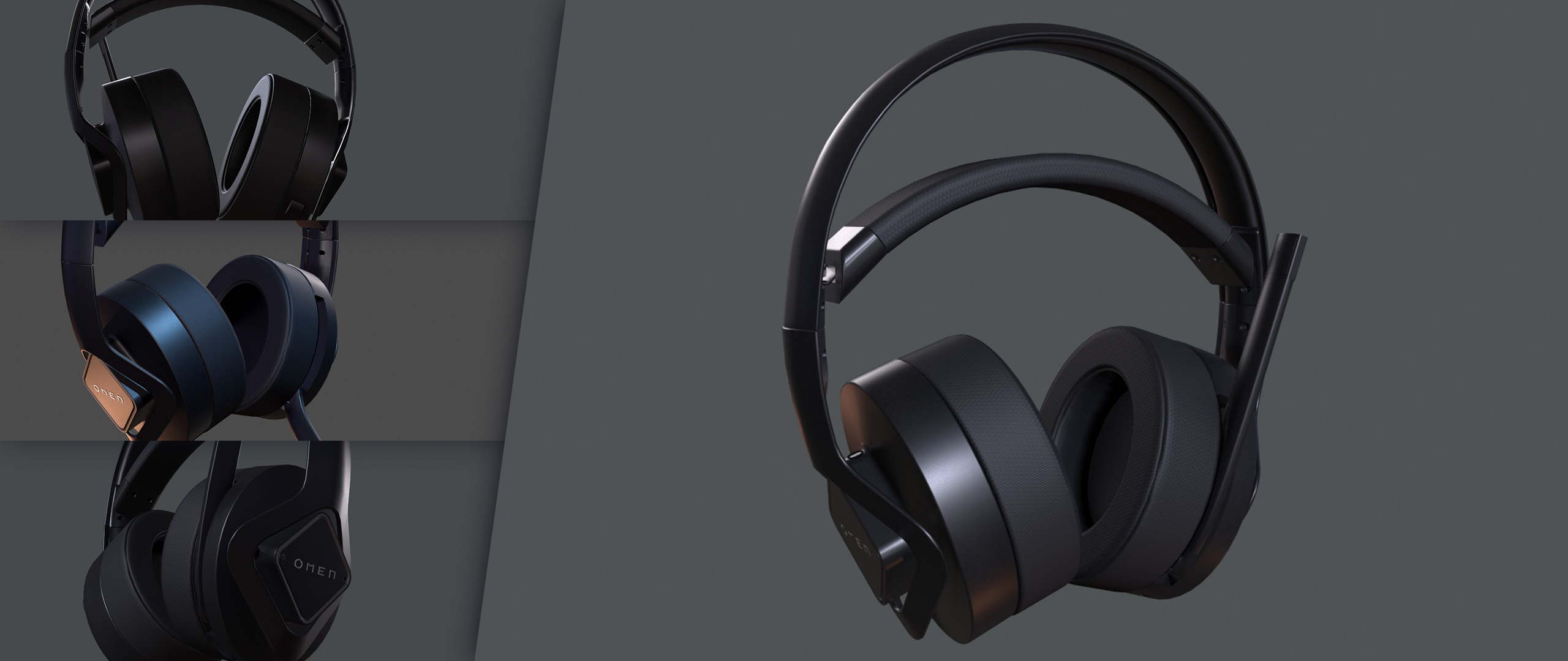 Services work banner - RT - HP Headset