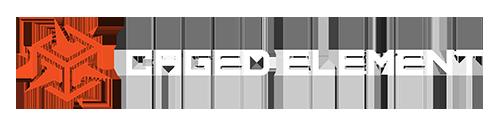 Caged Element - logo